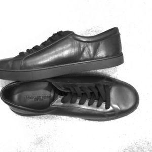 Sale❤️❤️❤️Michael Kors Men's Leather Sneakers!!